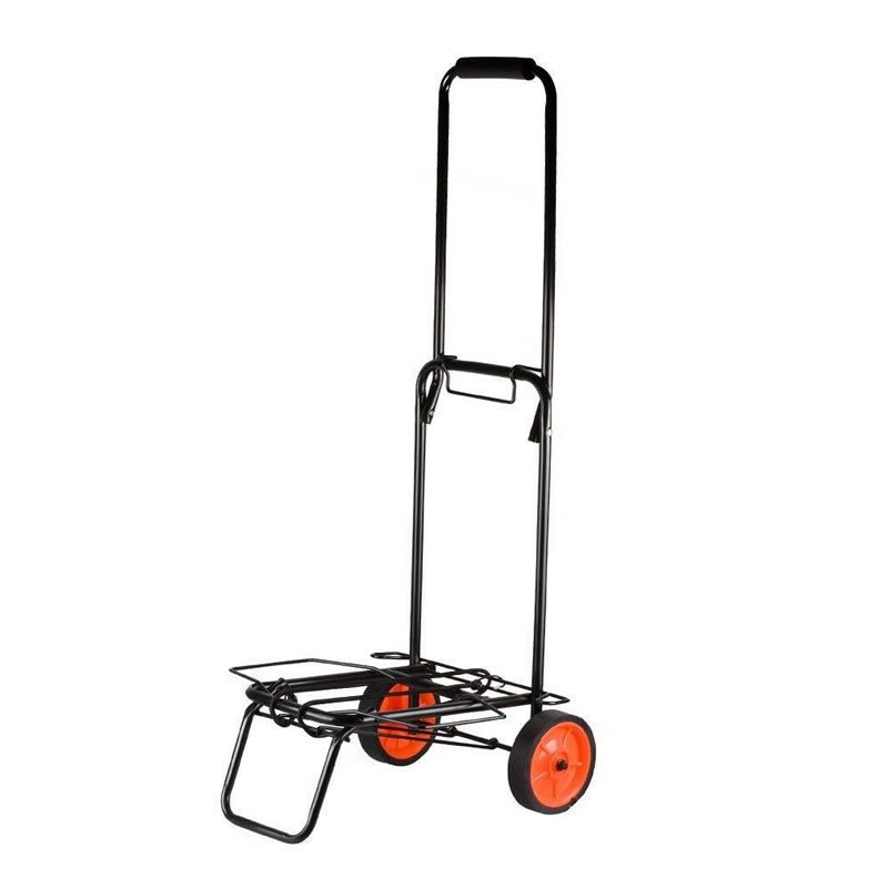 Steel Foldable Luggage Carrier Cart