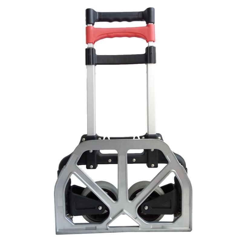 Aluminum Folding Cart Portable Hand Trunk Shopping Trolley