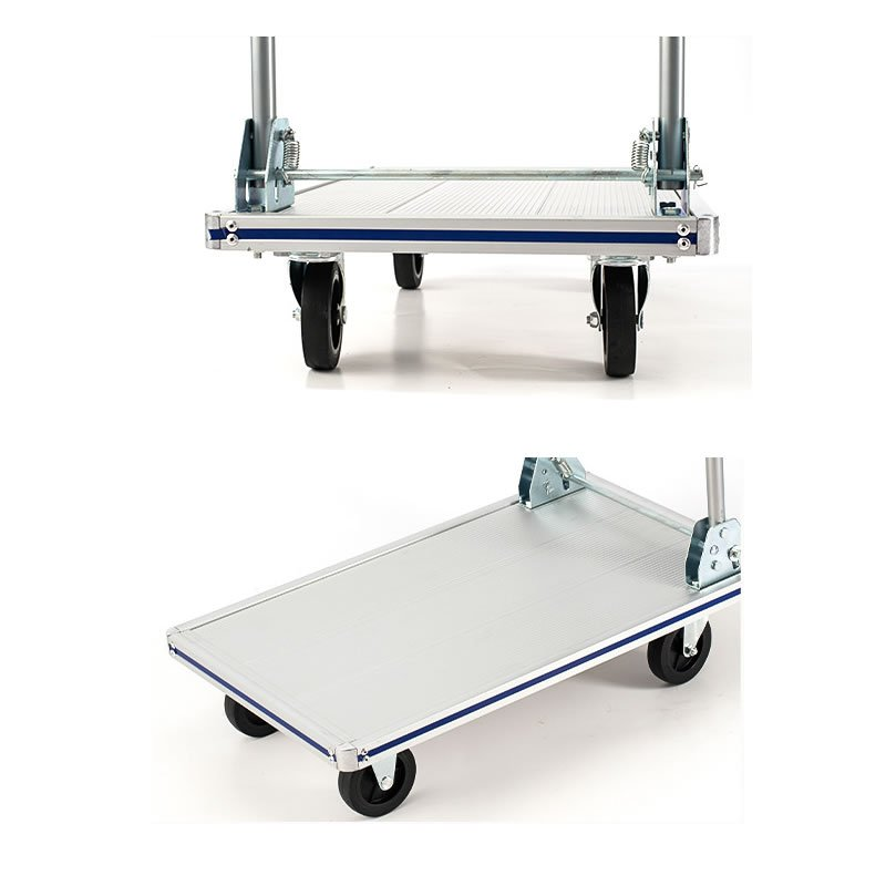 Aluminum Platform Truck