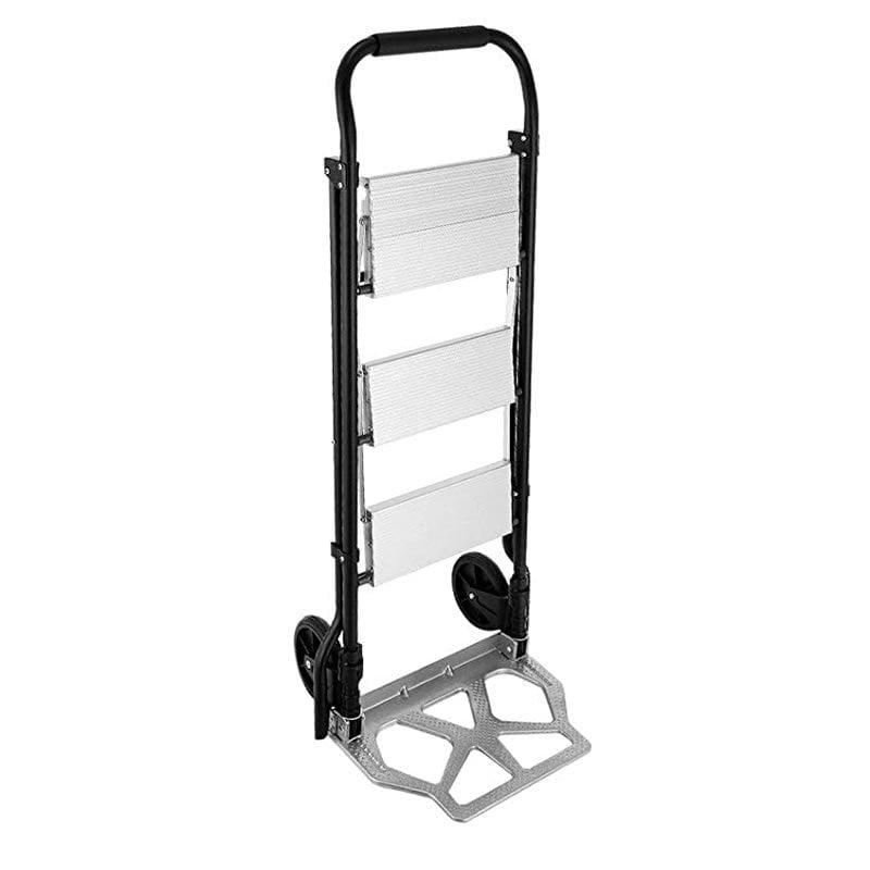 Step Ladder Folding Cart Dolly
