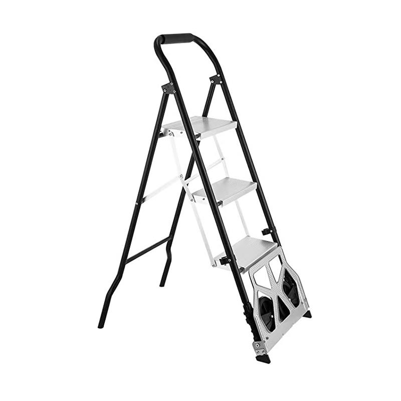 Step Ladder Folding Cart Dolly